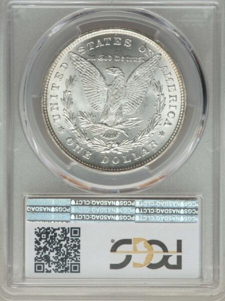 1878 8TF S$1 64 PCGS