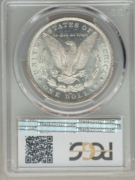 1879-O S$1 63 PCGS