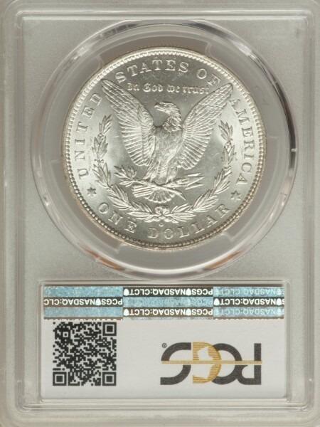 1880-O S$1 63 PCGS