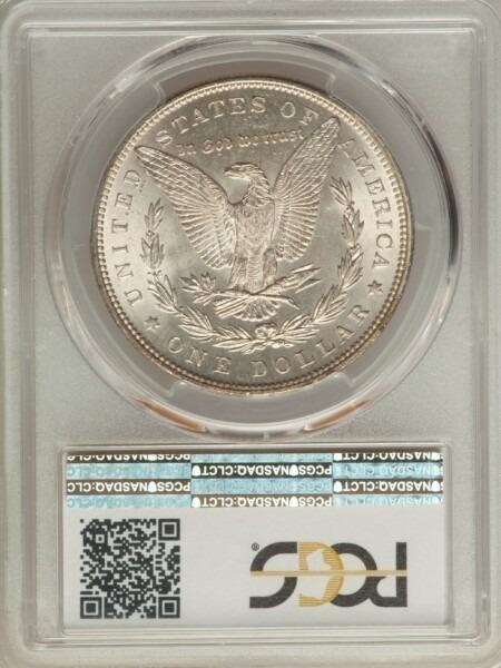 1883 S$1 65 PCGS