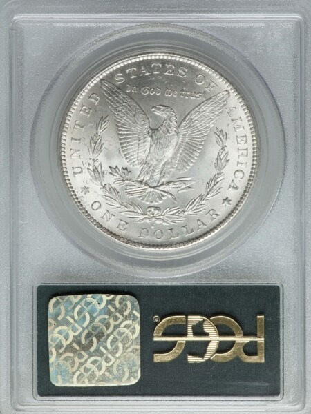 1897-S S$1 64 PCGS OGH