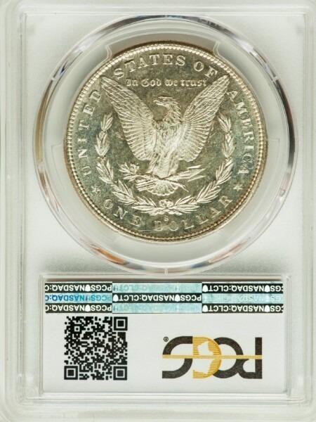 1880-S S$1, PL 63 PCGS