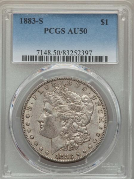 1883-S S$1 50 PCGS