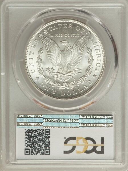 1884 S$1 66 PCGS