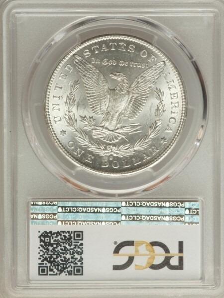 1890-S S$1 65 PCGS