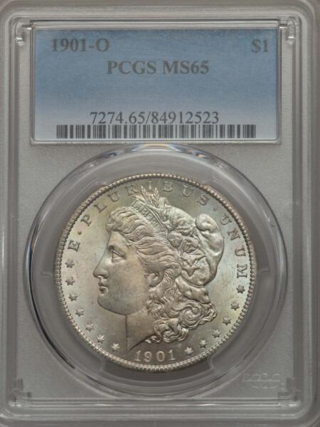 1901-O S$1 65 PCGS