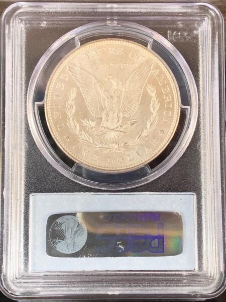 1880/9-S S$1 65 PCGS
